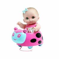 Игрушка Пупс JC Toys Биби на машинке, 22 см (JC16976) 4105036