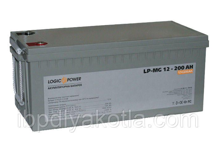 Logicpower LP-MG 12V 250AH
