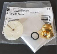 Латунная втулка водяного блока Bosch 8 700 306 098 0