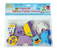 Аква-пазлы Baby Great Смешные животные, 4 игрушки (GB-FM4D) 5002028