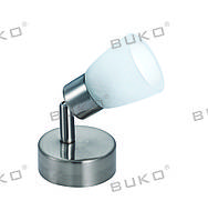 Настенно-потолочный светильник BUKO BK551-1*40W G9