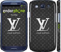 "Чехол на Samsung Galaxy S3 i9300 Louis Vuitton 3 ""457c-11"""