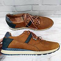 Мужские кроссовки  натуральная замша Mitro