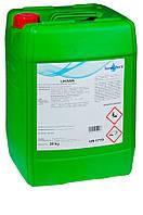 Сильное щелочное пенящееся средство с содержанием активного хлора SaneChem LIKSAN 5 кг