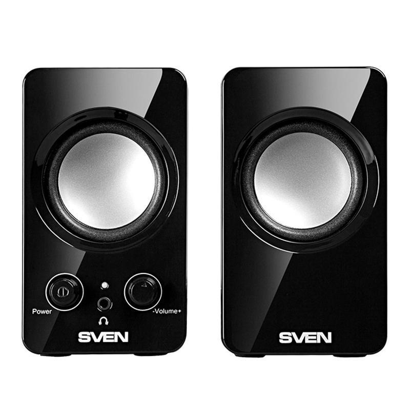 Акустическая система Sven 354 Black UAH