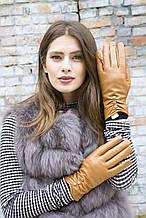 Женские кожаные перчатки Маленькие  814s1