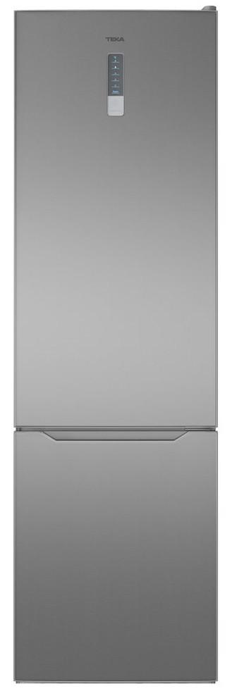 Холодильник Combi с морозильной камерой TEKA NFL 430 S E-INOX