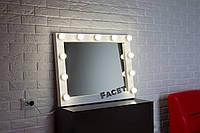 """Зеркало с подсветкой """"Моши"""". Возможны изменения и дополнения."""