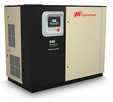 Гвинтовий маслозаповнений компресор IngersollRand R45ie-75i-TAS