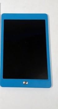 Планшет графический доска для рисования e-Writing Board 17.3x24.9 см. голубой