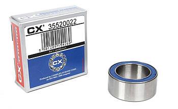 Підшипник компресора кондиціонера (35x52x22) (ACB35520022) CX