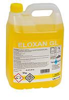 Сильное щелочное гелевое средство для мытья гастрономического оборудования SaneChem ELOXAN GL 1 кг
