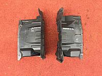 Пыльник двигателя Mitsubishi Outlander XL 5370A644, MN154379