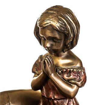 Статуэтка Все в руках Бога 76266A4 (13 см) Veronese Италия, фото 2