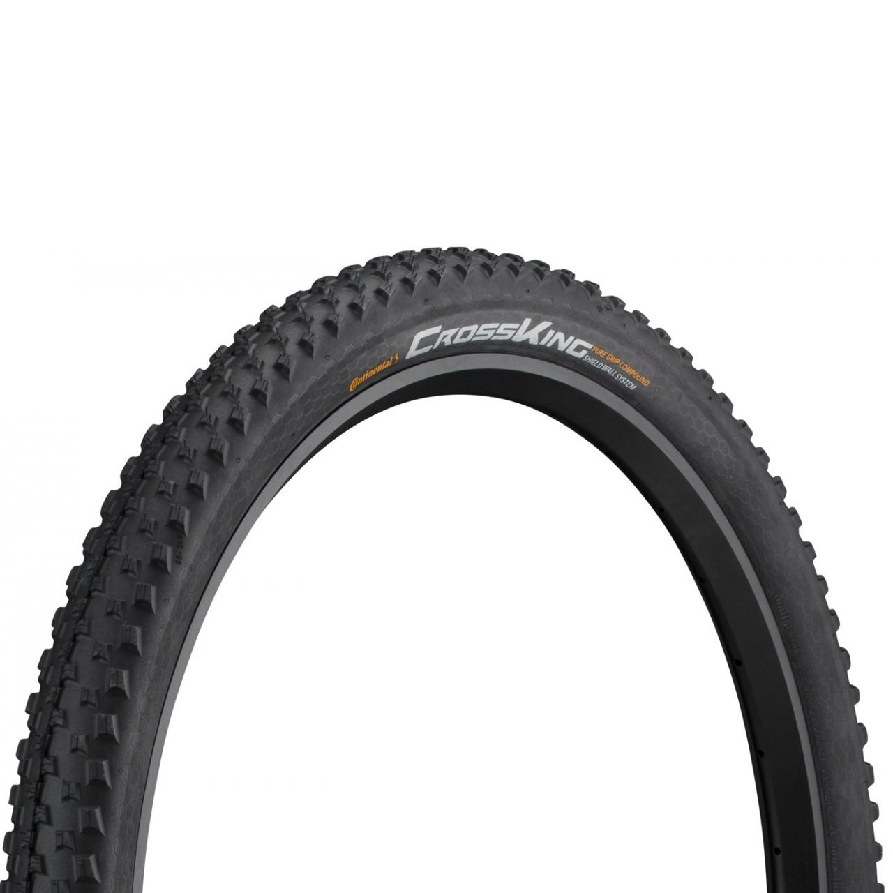 "Покрышка Continental  Cr King 27.5""x2.2, Фолдинг, Tubeless,  Performance"