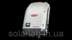 Инвертор сетевой для солнечных панелей Fronius SYMO 20.0-3-M - 20 кВт, 3 Фазы /2 трекера + мониторинг