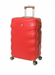 Дорожный чемодан Bonro Next (большой) бордовый