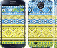 "Чехол на Samsung Galaxy S4 i9500 Вышиванка 40 ""1174c-13"""