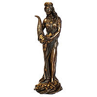 Статуэтка Фортуна богиня изобилия Veronese Италия 18 см (V-75416 A4)