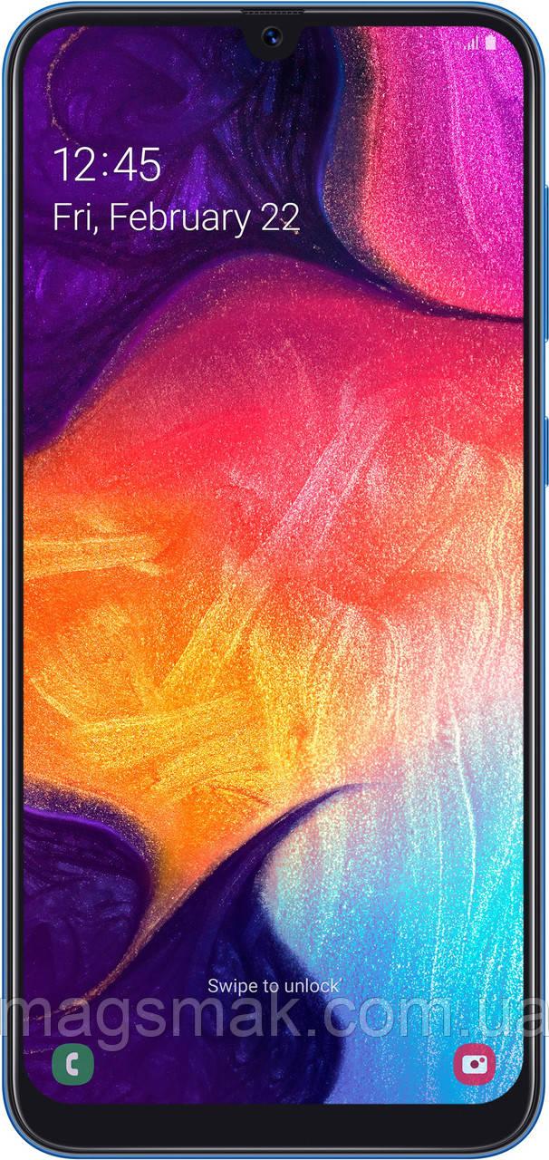Смартфон Samsung Galaxy A50 4/64 Blue