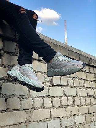 Кроссовки Adidas Yeezy Boost 700 Белые, фото 3