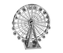 Колесо огляду Металевий 3Д конструктор 3d пазл 3D puzzle