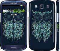 "Чехол на Samsung Galaxy S3 i9300 Сова 1 ""2310c-11"""