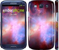 "Чехол на Samsung Galaxy S3 i9300 Разноцветная галактика ""169c-11"""