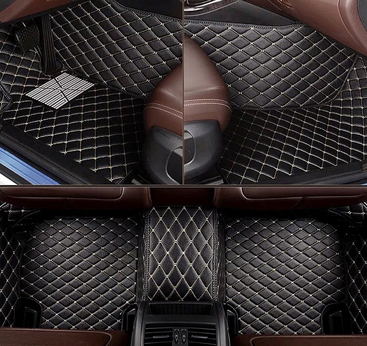Коврики Комплект Салон Mercedes GL X166