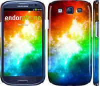 """Чехол на Samsung Galaxy S3 Duos I9300i Разноцветный Космос """"175c-50"""""""