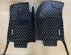 Коврики Комплект Салон Mercedes GL X166, фото 2