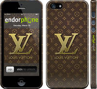 "Чехол на iPhone 5 Louis Vuitton 2 ""455c-18"""