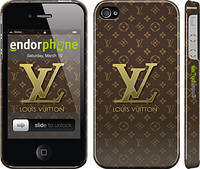 "Чехол на iPhone 4 Louis Vuitton 2 ""455c-15"""