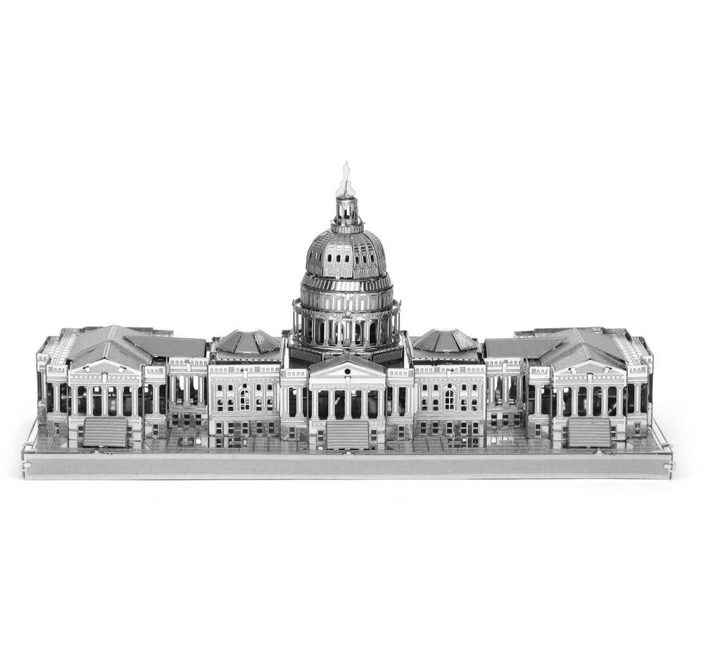 Металлический 3D конструктор Здание Конгресса США