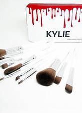 SALE! Кисточки для макияжа Kylie Make-up brush set Gold!Розница и Опт, фото 2