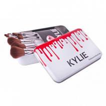 SALE! Кисточки для макияжа Kylie Make-up brush set Gold!Розница и Опт, фото 3