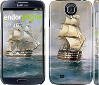 "Чехол на Samsung Galaxy S4 i9500 Айвазовский. Корабли ""160c-13"""