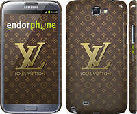 "Чехол на Samsung Galaxy Note 2 N7100 Louis Vuitton 2 ""455c-17"""