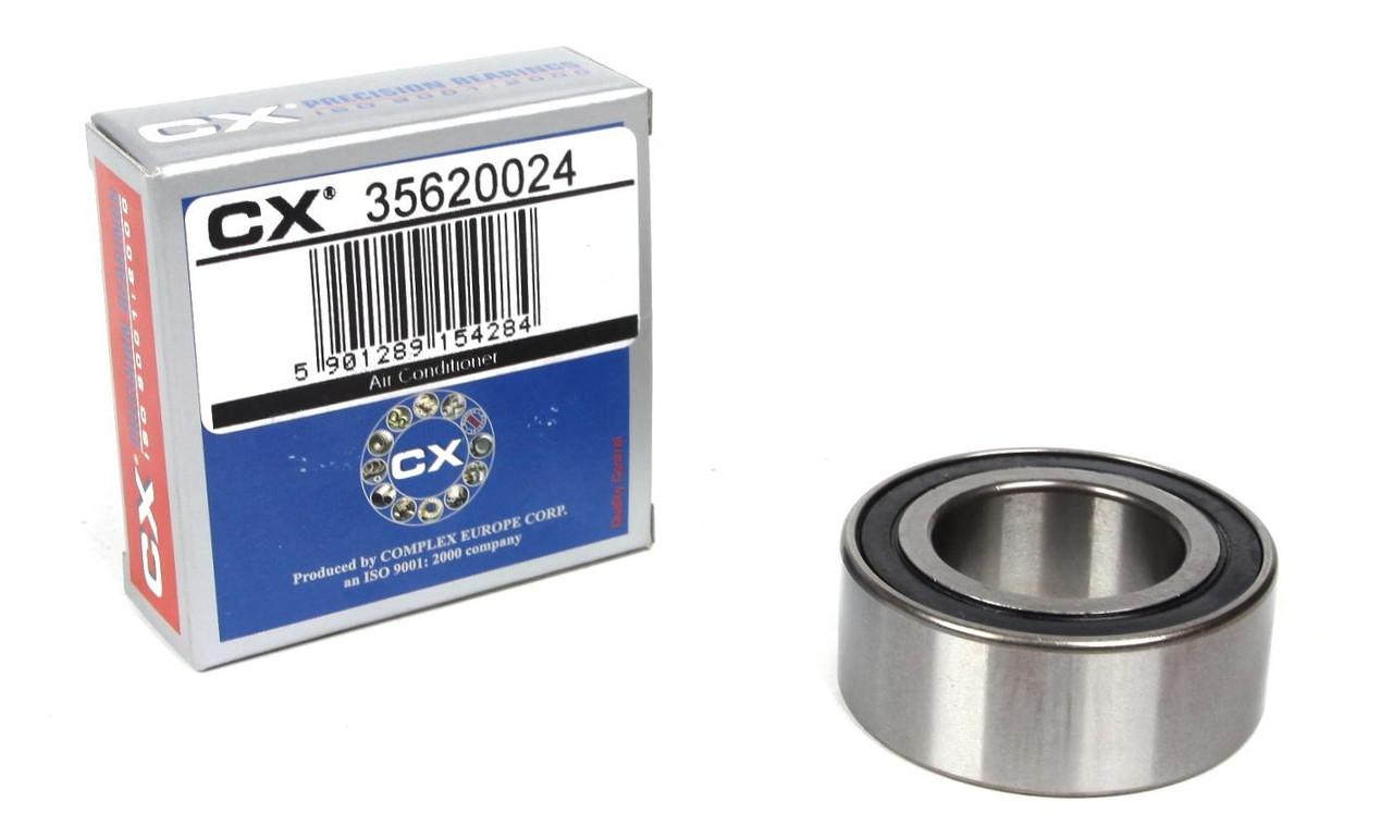 Підшипник компресора кондиціонера (35x62x24) (ACB35620024) CX
