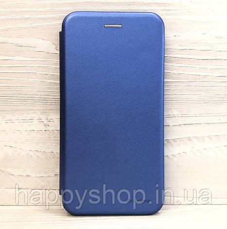 Чехол-книжка G-Case для Samsung Galaxy J8 2018 (J810) Синий, фото 2