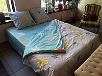 Комплект постельного белья №со 21 Двойной