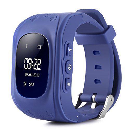 Смарт-часы uWatch Q50 Dark Blue