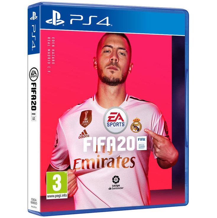 Игра PS4 FIFA 20 для PlayStation 4