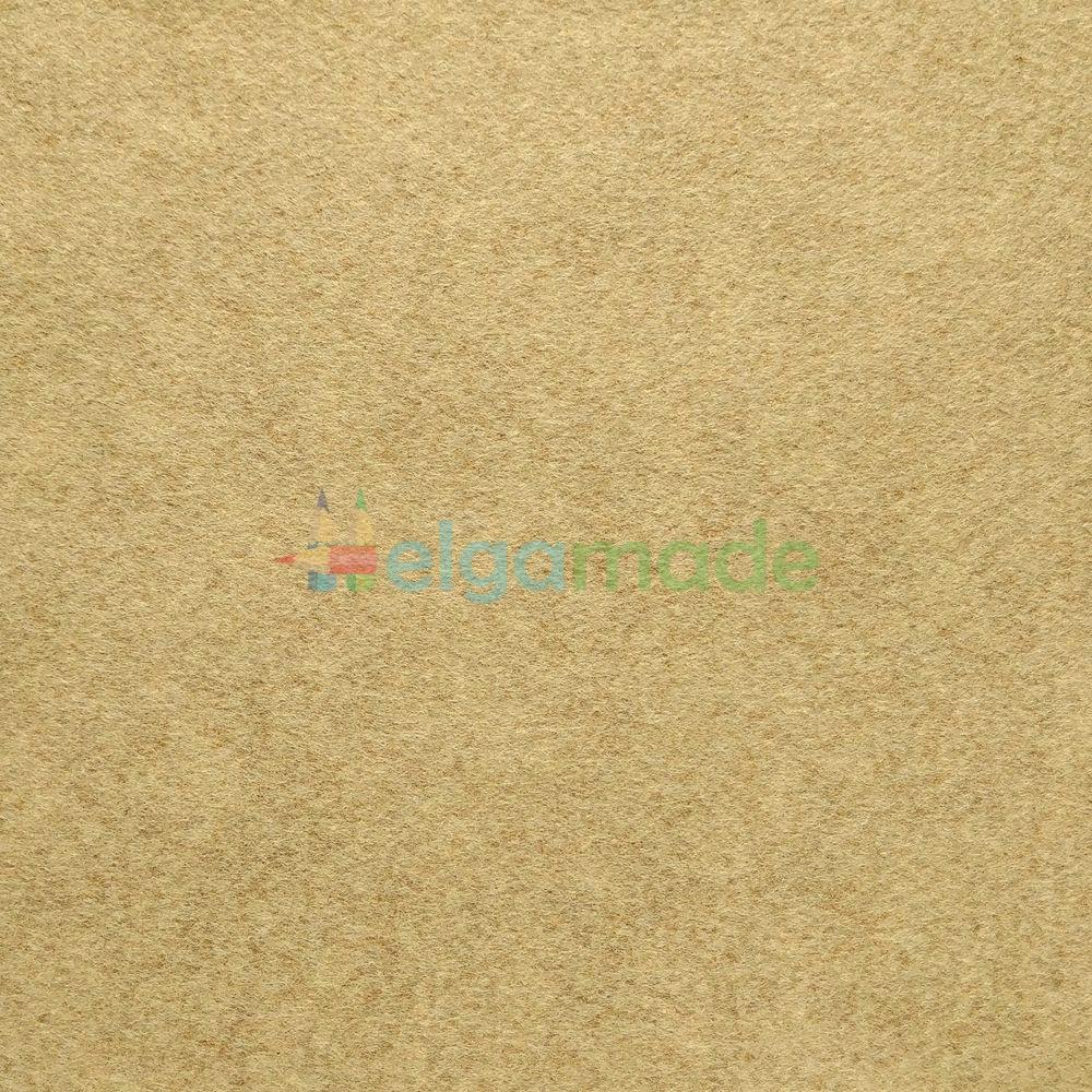 Фетр американский СТОГ СЕНА, 23x31 см, 1.3 мм, полушерстяной мягкий