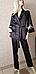 Черный домашний костюм Suavite, фото 2