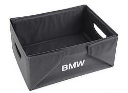 Оригінальний складаний ящик для багажного відділення BMW Black Line (51472303796)