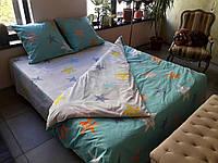 Комплект постельного белья №со 22 Двойной