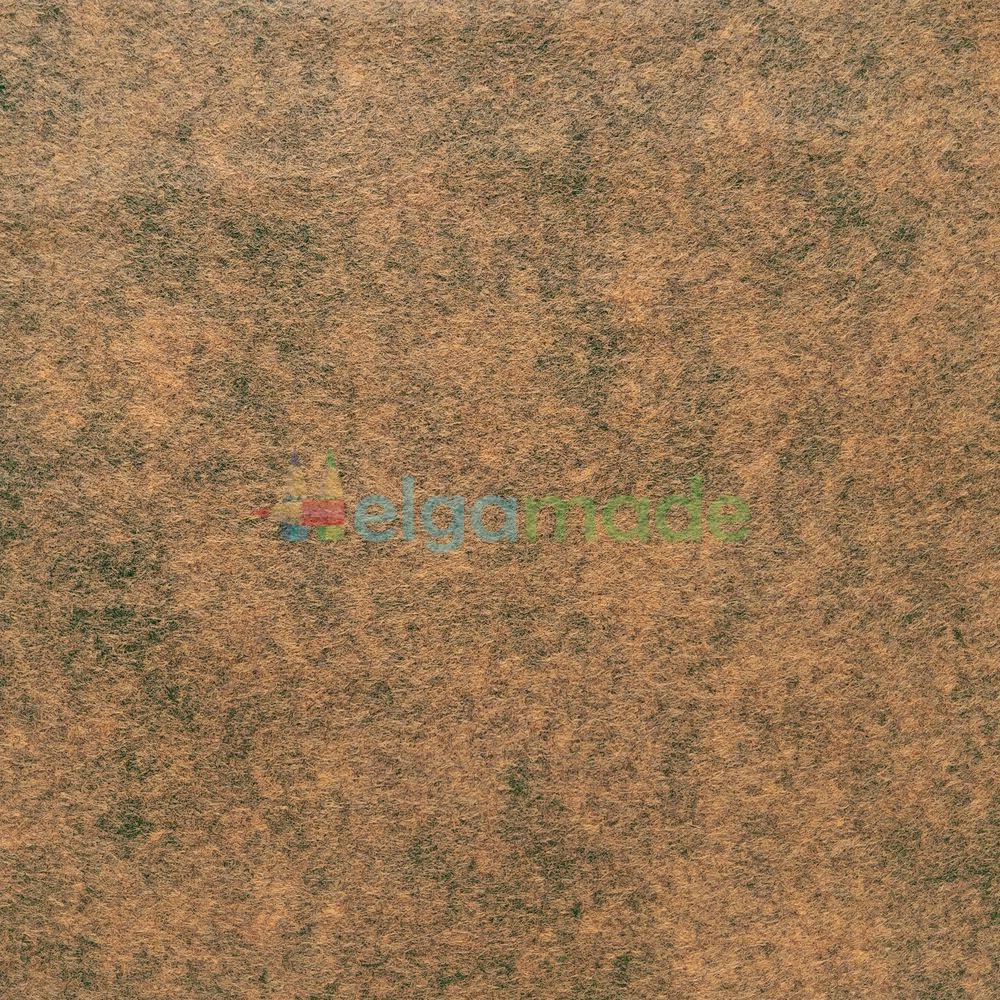 Фетр американский ГАВАНА ГОЛД, 23x31 см, 1.3 мм, полушерстяной мягкий