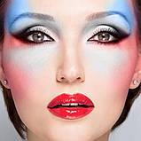 MEHRON Палітра аквагриму Paradise Makeup AQ™ Prisma, Patriot, 50 г, фото 2