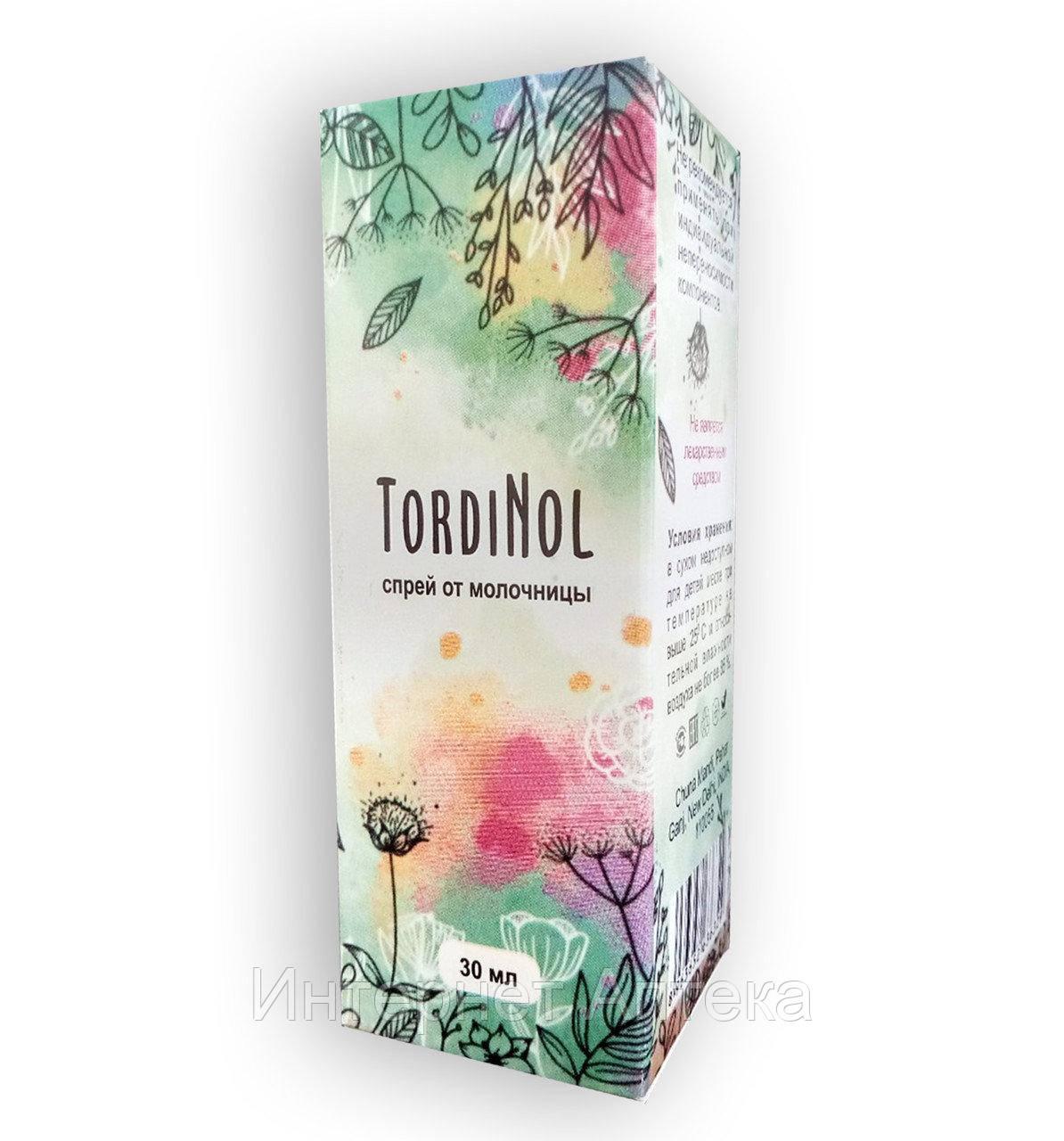Спрей от молочницы ТордиНол - TordiNol